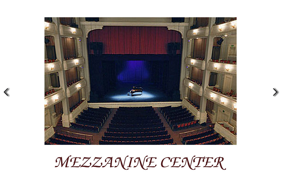 Bass Performance Hall Official Website Seating